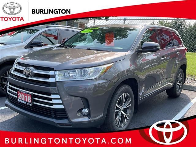 2018 Toyota Highlander LE (Stk: U11714) in Burlington - Image 1 of 1