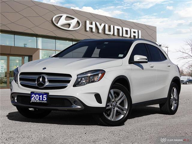 2015 Mercedes-Benz GLA-Class Base (Stk: 101454) in London - Image 1 of 26
