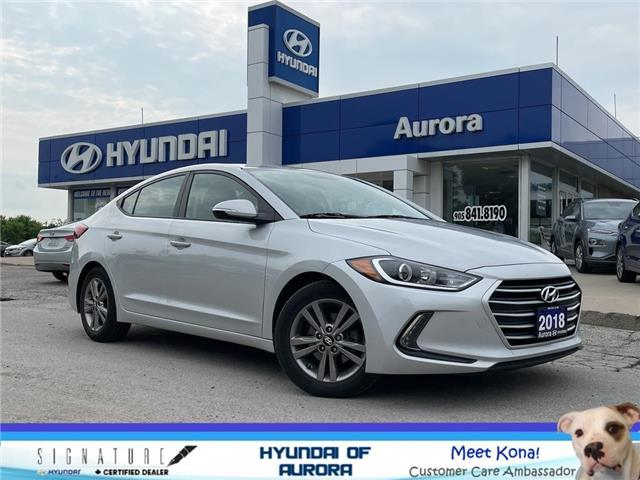 2018 Hyundai Elantra  (Stk: L5291) in Aurora - Image 1 of 16