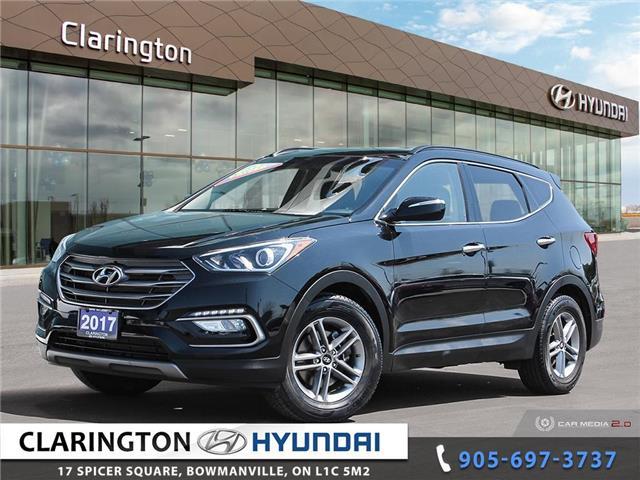 2017 Hyundai Santa Fe Sport 2.4 Premium (Stk: 21448A) in Clarington - Image 1 of 27