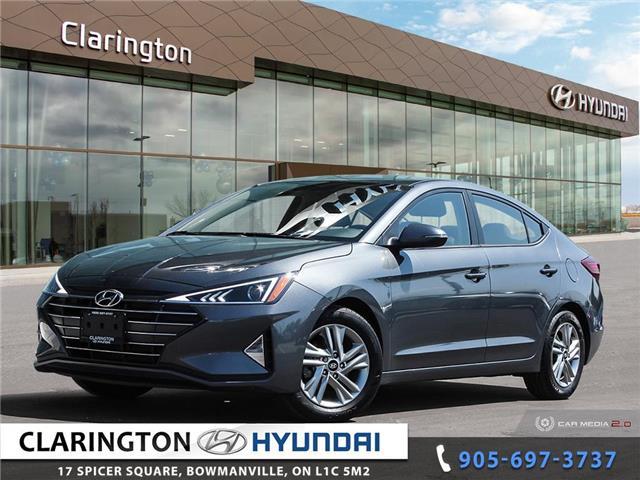 2020 Hyundai Elantra Preferred (Stk: 21439A) in Clarington - Image 1 of 27