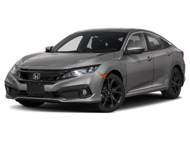 2021 Honda Civic Sport (Stk: 21163) in Pembroke - Image 1 of 1