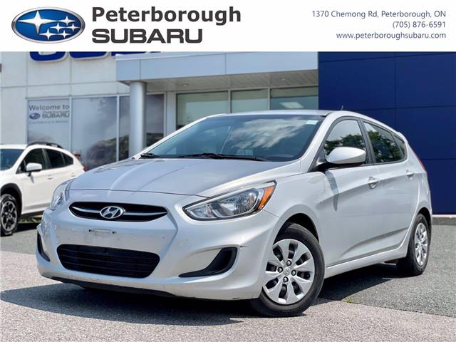 2016 Hyundai Accent  (Stk: S4175A) in Peterborough - Image 1 of 26