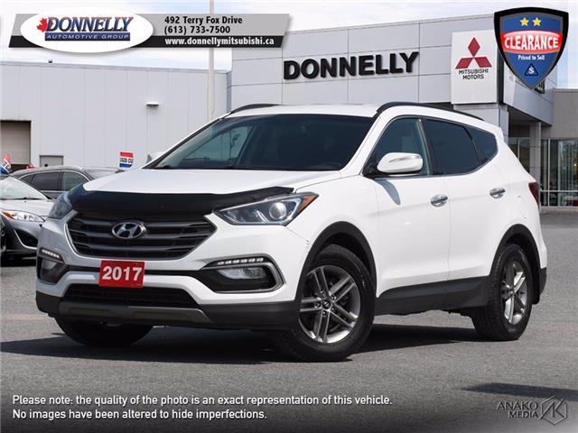 2017 Hyundai Santa Fe Sport 2.4 Base (Stk: MU1121) in Ottawa - Image 1 of 27
