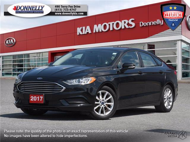 2017 Ford Fusion SE (Stk: KV385A) in Ottawa - Image 1 of 25