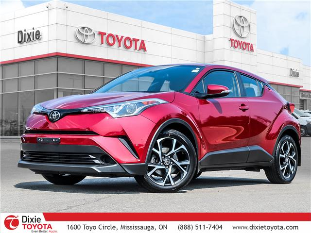 2018 Toyota C-HR XLE (Stk: D211485A) in Mississauga - Image 1 of 27