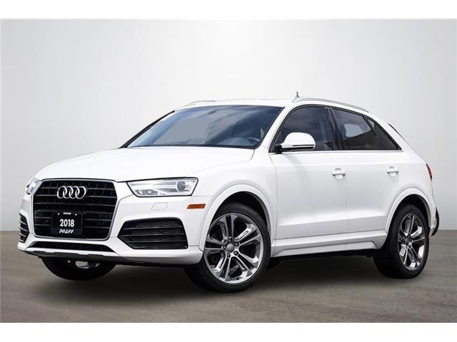 2018 Audi Q3
