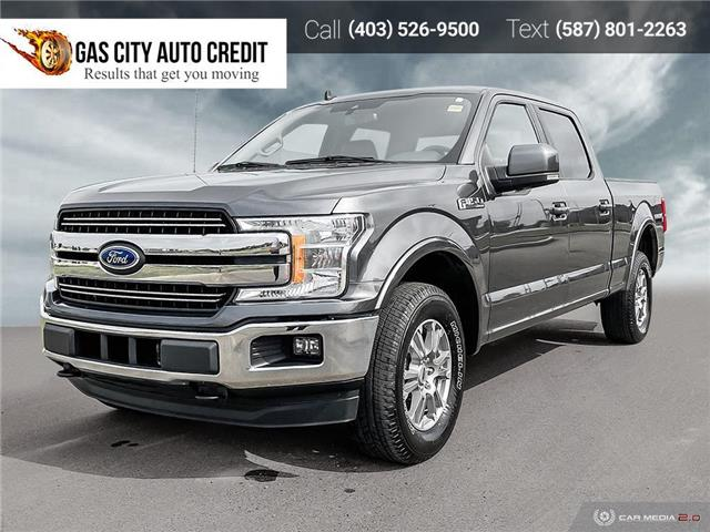 2020 Ford F-150 Lariat (Stk: MT0510A) in Medicine Hat - Image 1 of 25