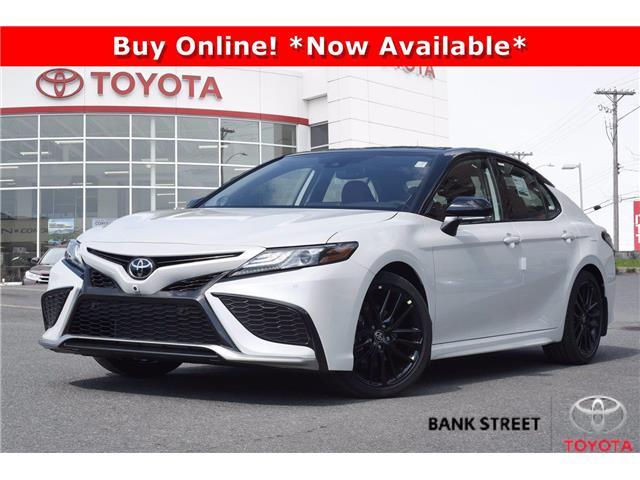 2021 Toyota Camry XSE V6 (Stk: 19-29425) in Ottawa - Image 1 of 25