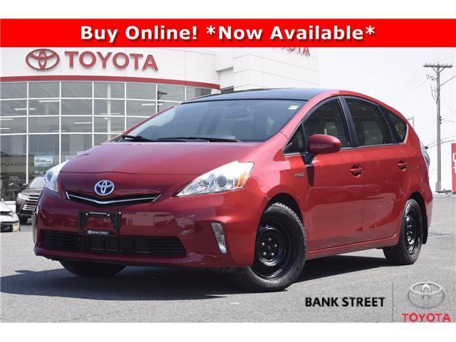 2012 Toyota Prius v Base (Stk: 19-28989A) in Ottawa - Image 1 of 26