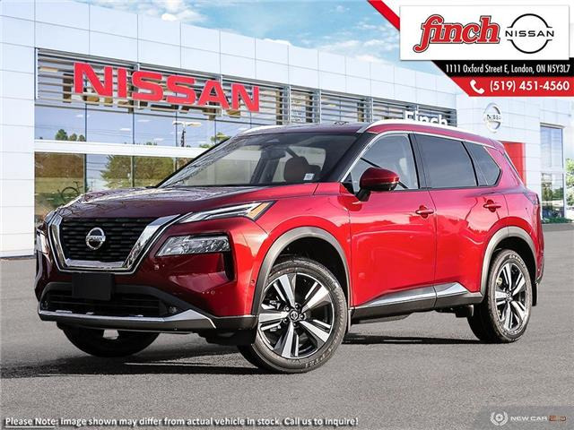 2021 Nissan Rogue Platinum (Stk: 23496) in London - Image 1 of 22