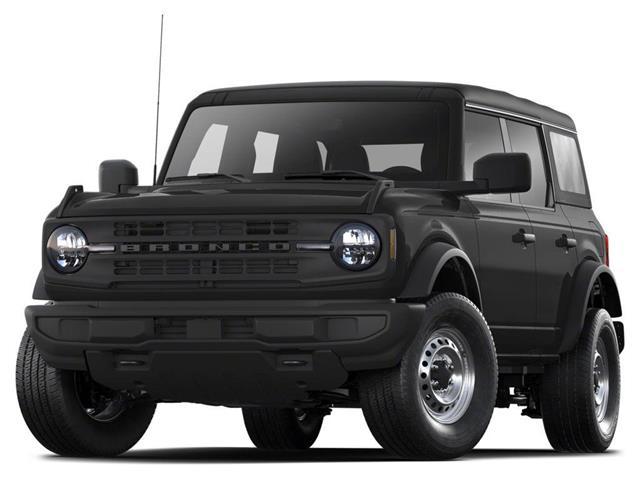 2021 Ford Bronco Big Bend (Stk: MBB003) in Fort Saskatchewan - Image 1 of 3