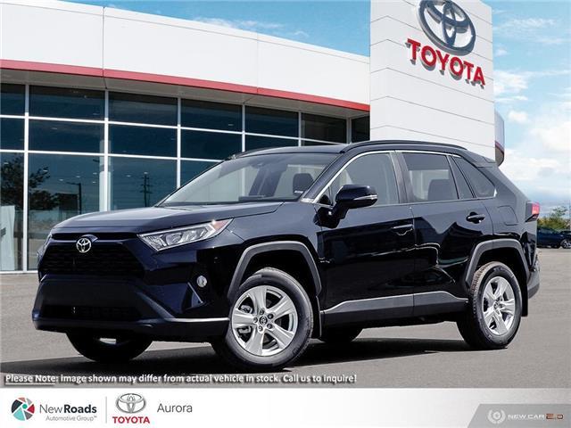 2021 Toyota RAV4 XLE (Stk: 32769) in Aurora - Image 1 of 23