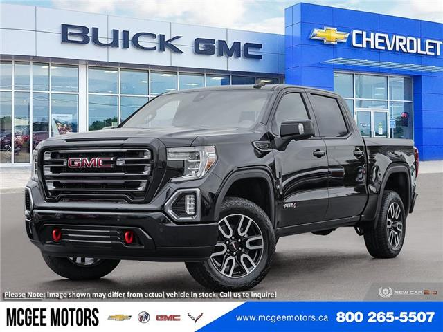 2021 GMC Sierra 1500 AT4 (Stk: 347529) in Goderich - Image 1 of 23