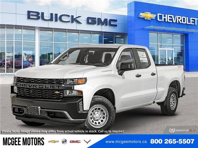 2021 Chevrolet Silverado 1500 Work Truck (Stk: 346666) in Goderich - Image 1 of 22