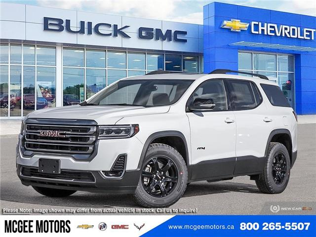 2021 GMC Acadia AT4 (Stk: 205135) in Goderich - Image 1 of 23