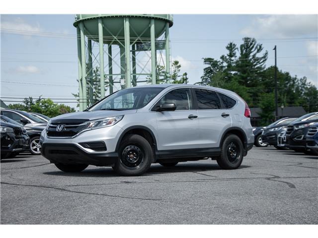 2015 Honda CR-V LX (Stk: 6433) in Stittsville - Image 1 of 18