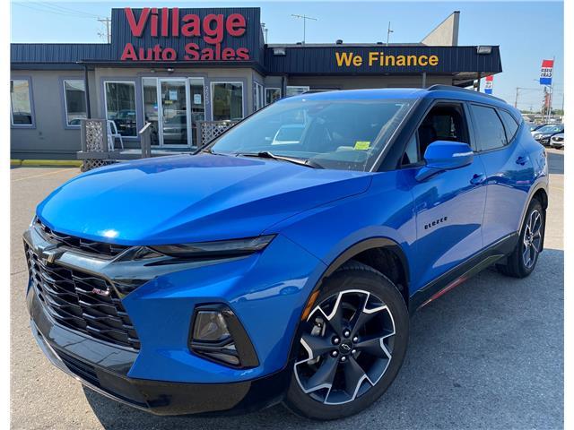 2020 Chevrolet Blazer RS (Stk: T38450) in Saskatoon - Image 1 of 25