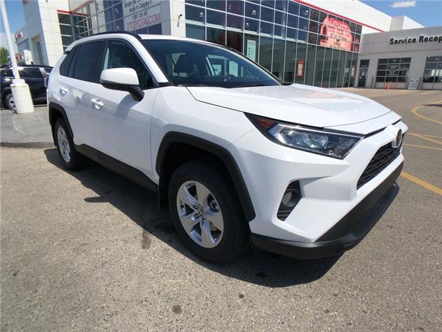 2021 Toyota RAV4 XLE (Stk: 210917) in Calgary - Image 1 of 11
