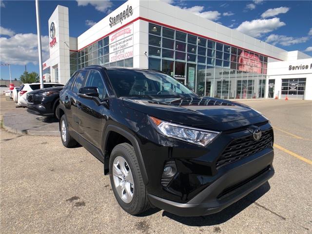 2021 Toyota RAV4 XLE (Stk: 210918) in Calgary - Image 1 of 21
