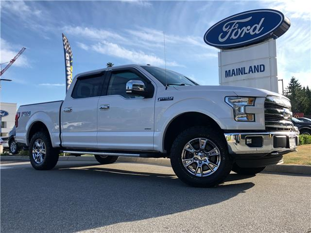 2016 Ford F-150 Lariat (Stk: P7255A) in Vancouver - Image 1 of 30