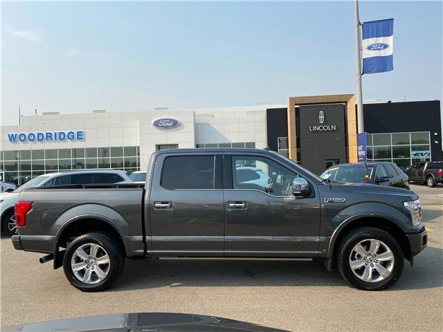 2020 Ford F-150 Platinum (Stk: T30840) in Calgary - Image 1 of 26