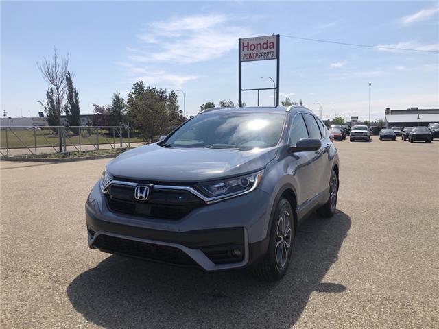 2021 Honda CR-V EX-L (Stk: H14-2977) in Grande Prairie - Image 1 of 22