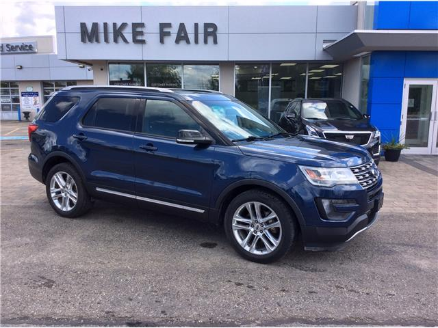 2016 Ford Explorer XLT (Stk: 21304B) in Smiths Falls - Image 1 of 15