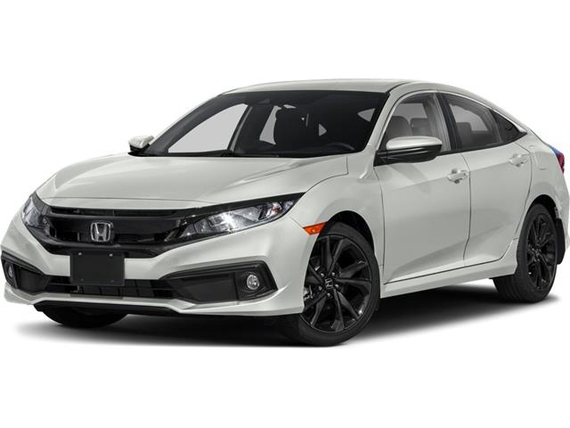2019 Honda Civic Sport (Stk: M22036A) in Owen Sound - Image 1 of 1