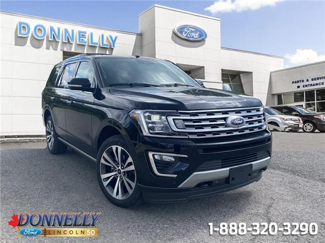 2021 Ford Expedition Limited (Stk: DV775) in Ottawa - Image 1 of 29