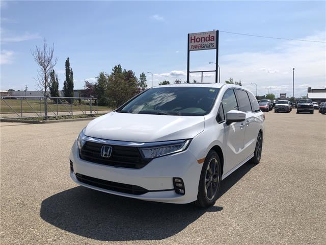 2022 Honda Odyssey Touring (Stk: H28-2509) in Grande Prairie - Image 1 of 27