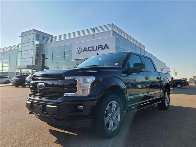2018 Ford F-150 Lariat (Stk: A4508) in Saskatoon - Image 1 of 23
