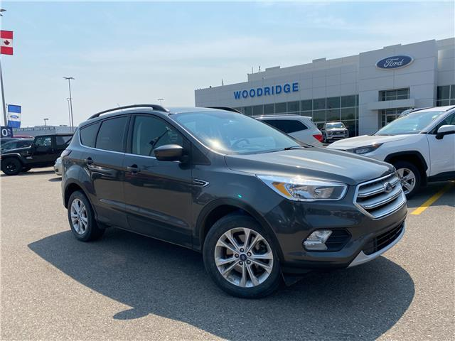2018 Ford Escape SE (Stk: T30812) in Calgary - Image 1 of 17