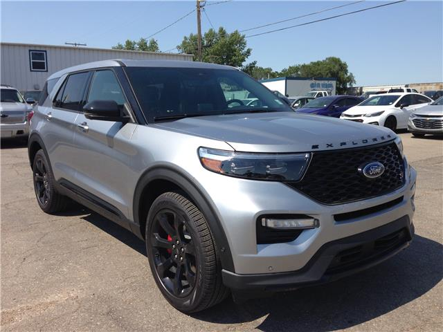 2021 Ford Explorer ST (Stk: 21215) in Wilkie - Image 1 of 26