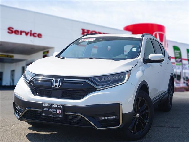 2021 Honda CR-V Touring (Stk: 21-137) in Vernon - Image 1 of 15