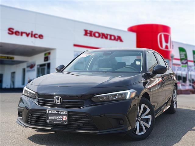 2022 Honda Civic Sedan LX (Stk: 22-009) in Vernon - Image 1 of 13