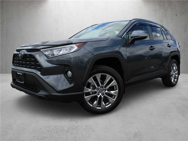 2021 Toyota RAV4 XLE (Stk: N21-0048P) in Chilliwack - Image 1 of 12