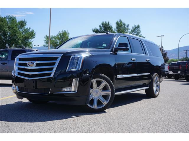 2019 Cadillac Escalade ESV Premium Luxury (Stk: 21-834A) in Kelowna - Image 1 of 5
