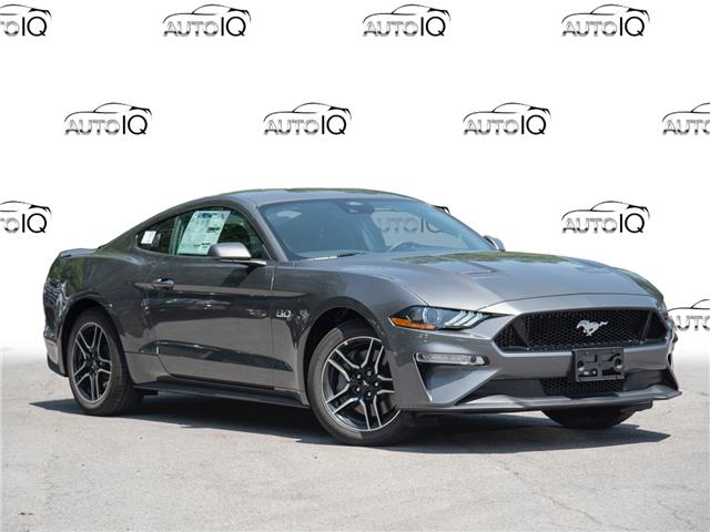 2021 Ford Mustang GT Grey