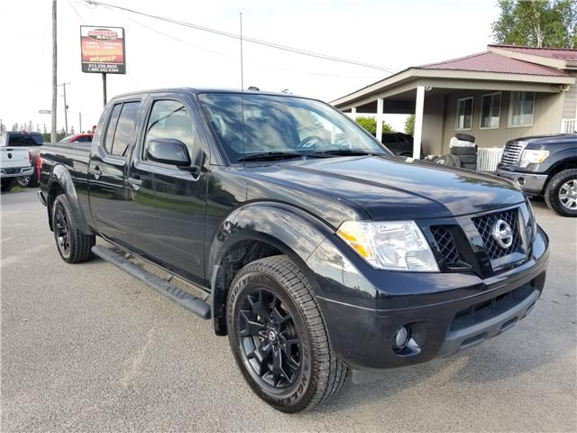 2018 Nissan Frontier Midnight Edition (Stk: ) in Kemptville - Image 1 of 16