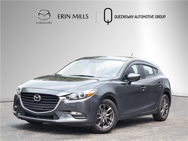 2017 Mazda Mazda3 Sport GX (Stk: P4711) in Mississauga - Image 1 of 10