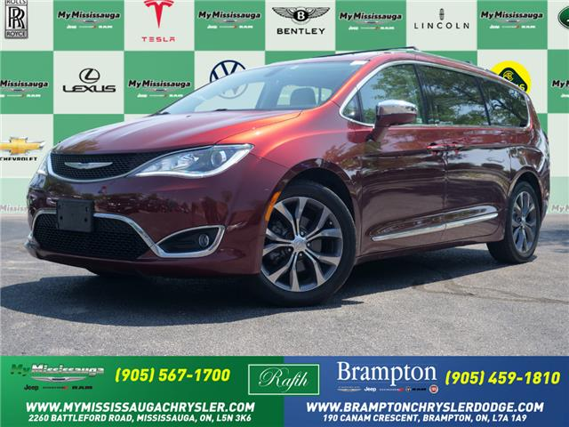 2017 Chrysler Pacifica Limited (Stk: 21443A) in Mississauga - Image 1 of 25