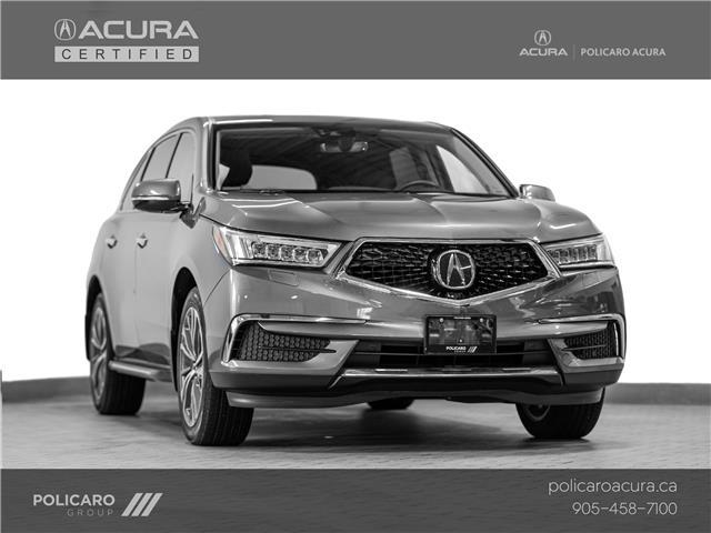 2019 Acura MDX Tech (Stk: 800547P) in Brampton - Image 1 of 27