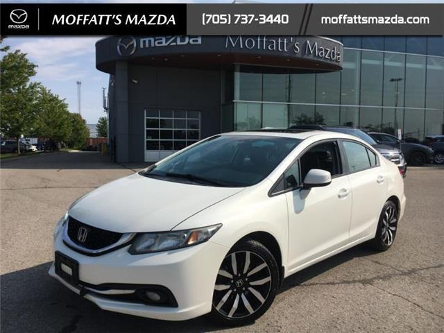 2013 Honda Civic Touring (Stk: 29235) in Barrie - Image 1 of 22