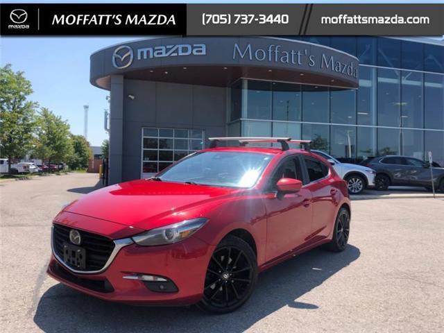 2018 Mazda Mazda3 Sport GT (Stk: P8969A) in Barrie - Image 1 of 23