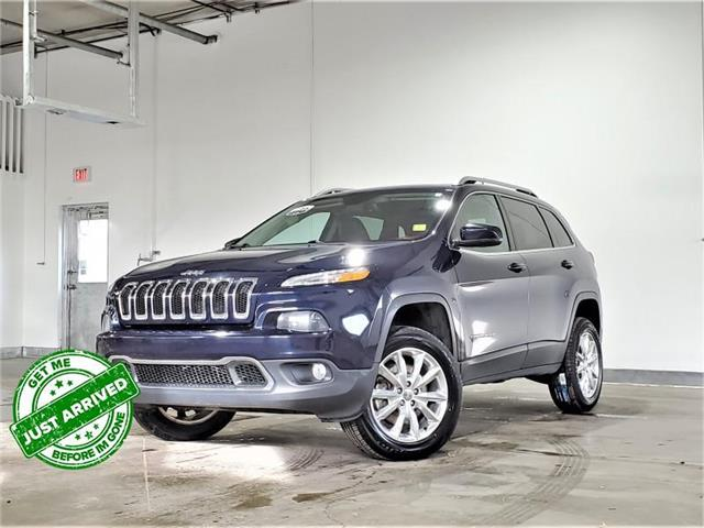 2015 Jeep Cherokee Limited (Stk: A3937) in Saskatoon - Image 1 of 15