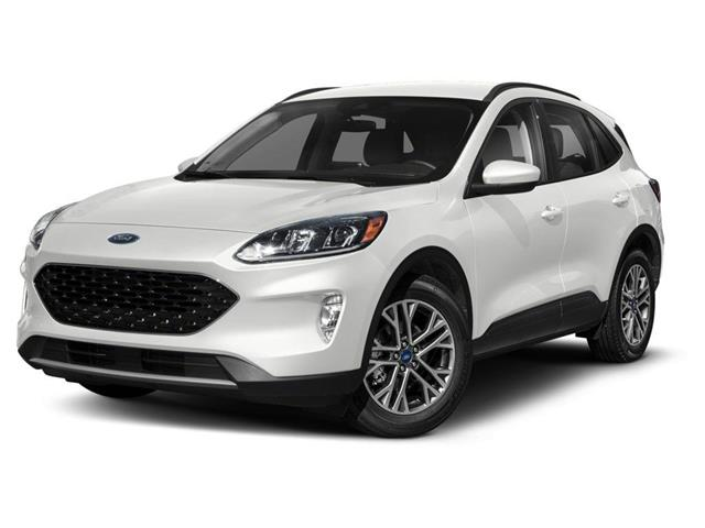 2021 Ford Escape SEL (Stk: M-1616) in Calgary - Image 1 of 9