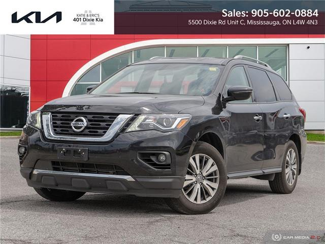 2018 Nissan Pathfinder SV Tech (Stk: C0065A) in Mississauga - Image 1 of 25