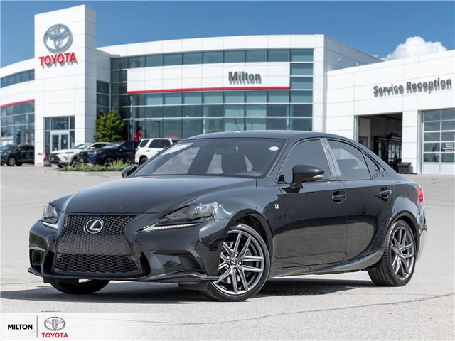 2016 Lexus IS 200t Base (Stk: 025695) in Milton - Image 1 of 22
