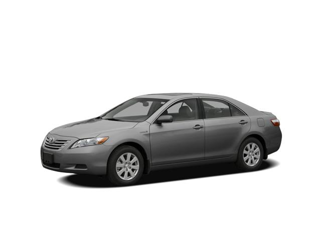 2008 Toyota Camry Hybrid Base (Stk: B57) in Ancaster - Image 1 of 1